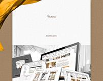 Versall website presentation