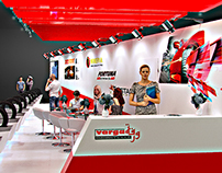 Varga Tires / Automechanika Dubai 2015 / UAE