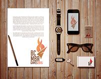 BC MBA Games // Logo Design