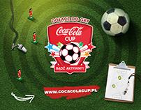 Coca Cola - newsletter campaign