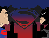Inspiration of Batman v. Superman