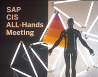 SAP CIS All-hands meeting Photo zone