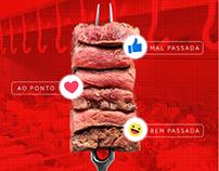 Social Media - Companhia do Churrasco