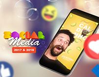 Social Media 2017 & 2018