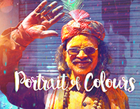 Portrait of Colours