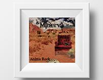 "Minerva ""Anima Rock"" - CD Artwork"