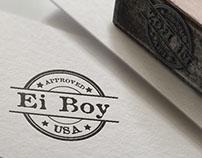 Logo Ei Boy