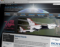Aviation Nation Foundation Website