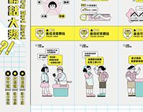 infographic/台灣電影髒話
