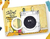 The secret of our washing machine | Children's book