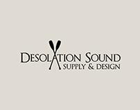Desolation Sound Supply & Design Branding