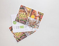 Green Onion Grocer Collateral