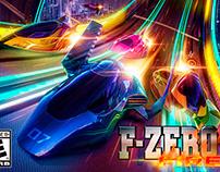 F-Zero (Fake Cover #7)