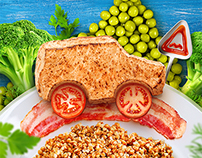 Vilka Lozhka | Food Delivery