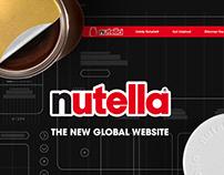 Nutella Global Website 2020