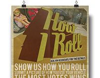 How I Roll - Social Campaign