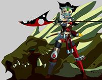 Bounty Dragon Hunter