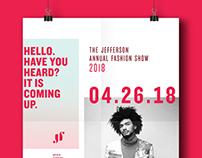 The Jefferson Annual Fashion Show 2018: Branding
