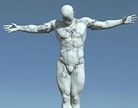 Escultura digital 3D