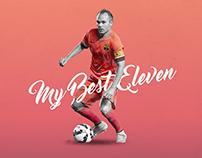 My Best Eleven