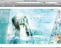 "Swarovsky. ""Kristallwelten"" website 2007."