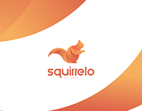 Squirrelo - Logo & Identity