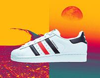 Adidas | Superstar Reloaded PF'17