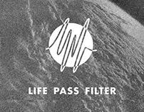 Life Pass Filter / Brand identity