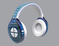 ERGI-Headphone Design