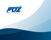 POZ Airport Services / logo guidelines
