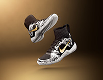 Nike Basketball Footwear
