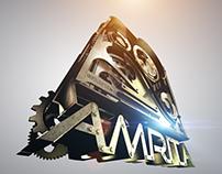 Logo Motion for Amrita TV