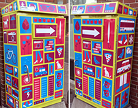 City of Regina Traffic Box