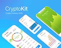 Crypto Kit - Cryptocurrency UI