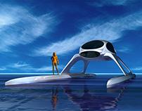 Glider Yacht SS18 Design Proposal