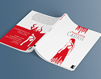 Carrie - Book Cover and Diagramming