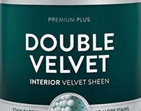 Conceptualised a Plascon Double Velvet FB competition.