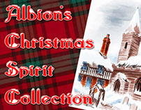 Albion's Christmas Spirit Collection - 2016