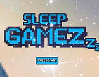 Sleep GameZzz - A Short Film