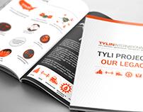 GRAPHICS | Company Project Brochure