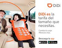 Campaña OOH - Passenger Acquisition