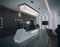 APARTMENTS RECEPTION – RIYADH
