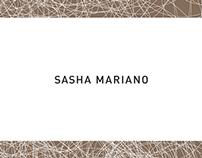 Sasha Mariano - Graphic Design