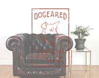 Dog Eared Designs Branding