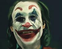 Joker - Joaquin Phoenix -