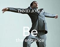 "David Jones - ""Be Brilliant"""
