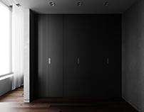 - minimalist apartment -