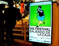 Festival Saliendo de la Caja 2020