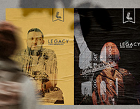 Legacy Rebrand