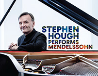 Stephen Hough Performs Mendelssohn, BSO 2017-18